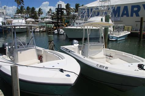 boat rentals near key largo keys boat rental center console anglers our bud n mary