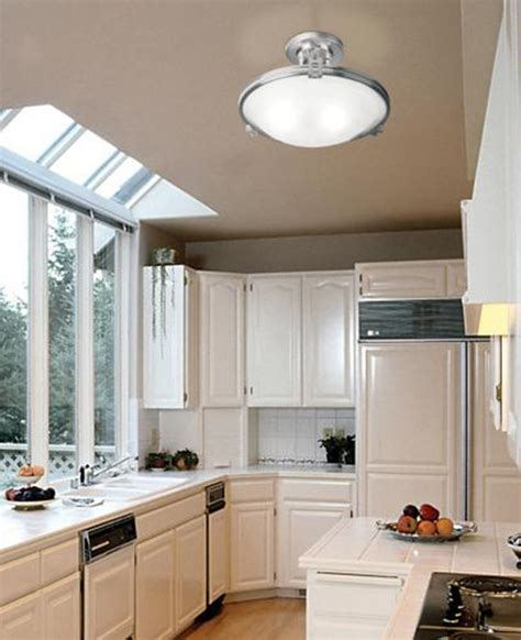 best light type for kitchen choosing best type of lighting fixtures according to the