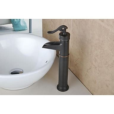 faucets kitchen faucets vintage style oil rubbed bronze finish double handles kitchen faucets antique style oil rubbed bronze finish waterfall brass