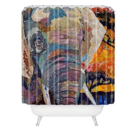 94 inch shower curtain deny designs elizabeth st hilaire nelson elephant extra