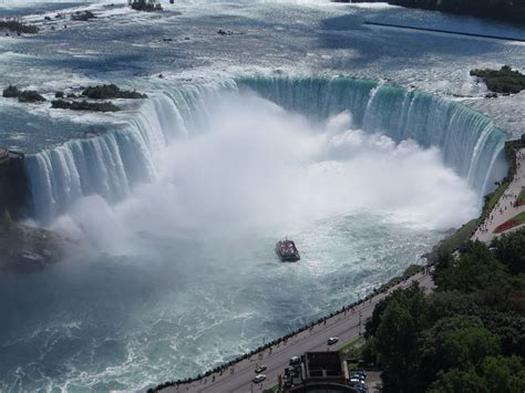 jet boat niagara falls usa file aerial view of the canadian falls horseshoe falls