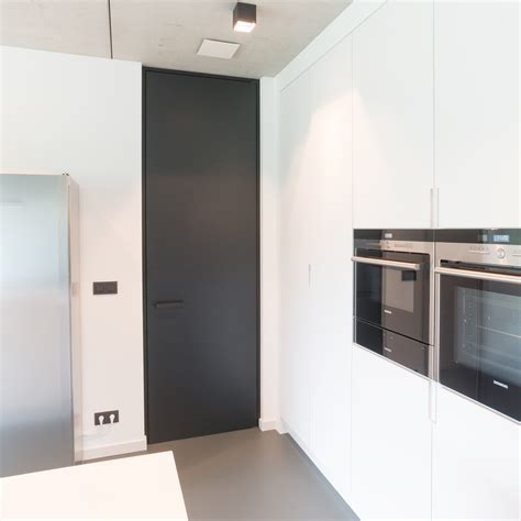 Porte Interieure Design by Portes Int 233 Rieures Modernes Sur Mesure Anyway Doors