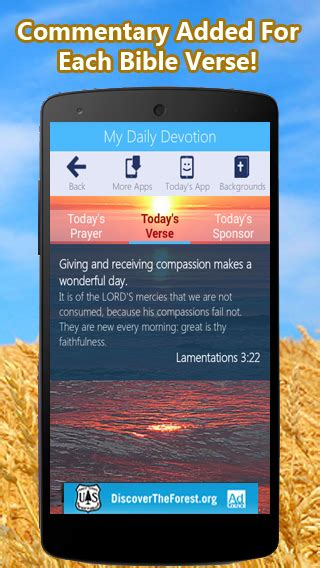bible apps for android my daily devotion bible app caller id screen android apps on play
