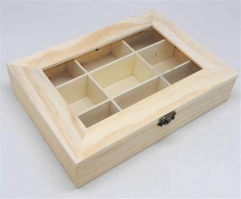 Box X3 Diy Plastik 10 7 4cm design your own wood box diy unfinished sewing trinket