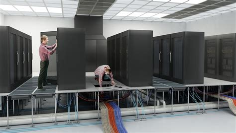 server room raised floor system reviewing raised floor standards specifications for a growing industry construction canada