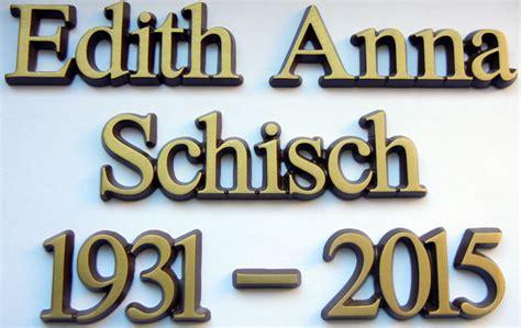 Beschriftung Grabstein by Mbd Chromshop 3d Autoaufkleber Chrombuchstaben