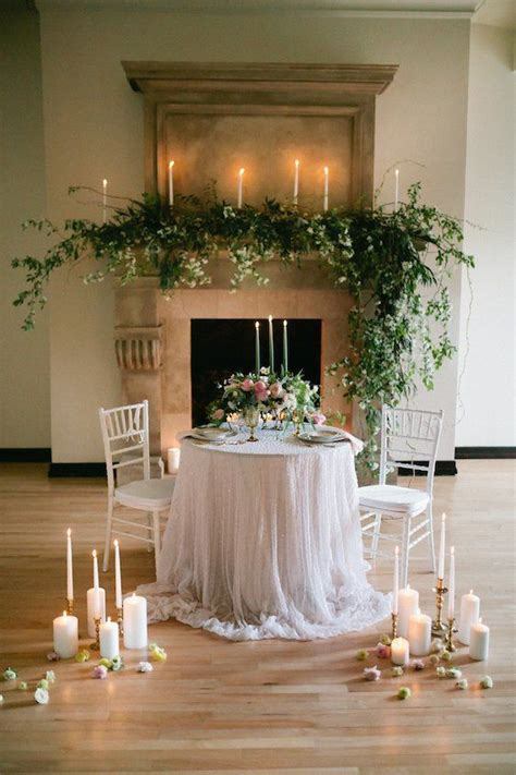 wedding decoration home best 25 romantic table ideas on pinterest romantic