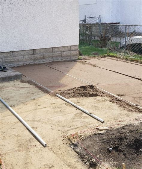 laying a paver patio 1000 ideas about pavers patio on paver patio
