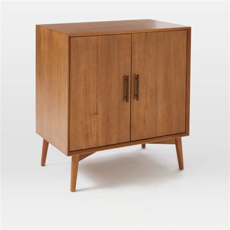 Mid Century Bar Cabinet Mid Century Bar Cabinet Small West Elm