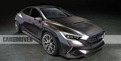 2020 subaru sti news 2020 subaru wrx this could be its most important redesign yet