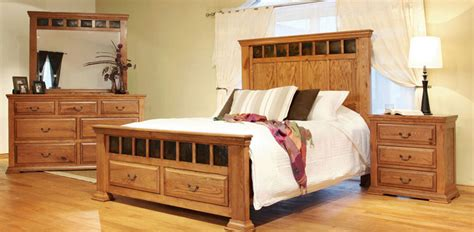 Rustic Oak Bedroom Set Oak Bedroom Set Oak Bedroom Furniture Oak Bedroom Furniture