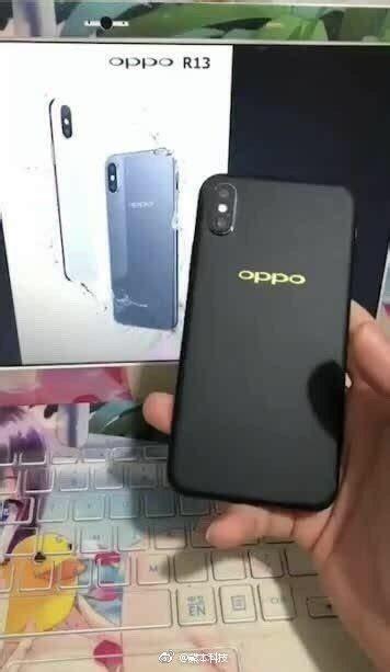 l iphone est désactivé l oppo r13 est une copie 233 hont 233 e de l iphone x frandroid