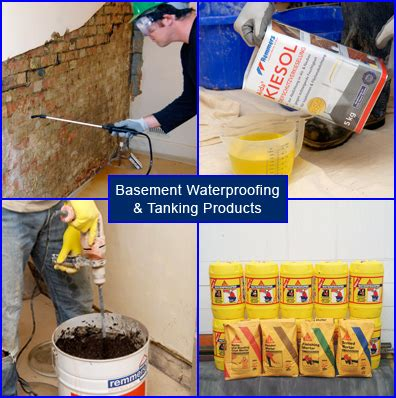 Basement Waterproofing Products Products For All Types Of Waterproofing Basement Products