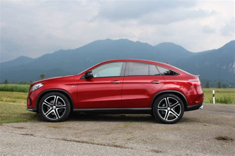 Mercedes Gle Coupe 2016 by 2016 Mercedes Gle Coupe Drive Review