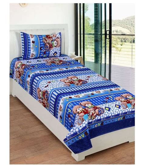 indian bed sheets indian online mall single cotton floral bed sheet buy