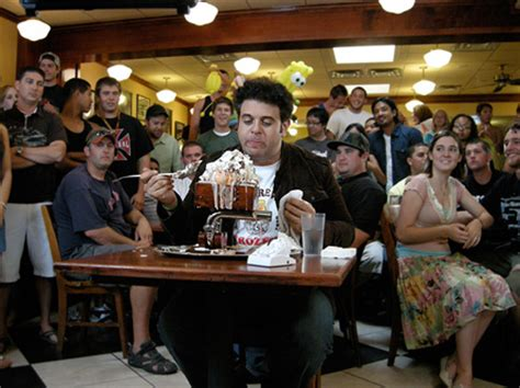 vs food kitchen sink challenge did adam richman win in these episodes of quot vs food quot