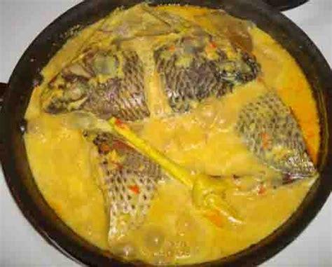 Minyak Ikan Pdo Cair resep masakan mak nyuus resep masakan ikan masak santan