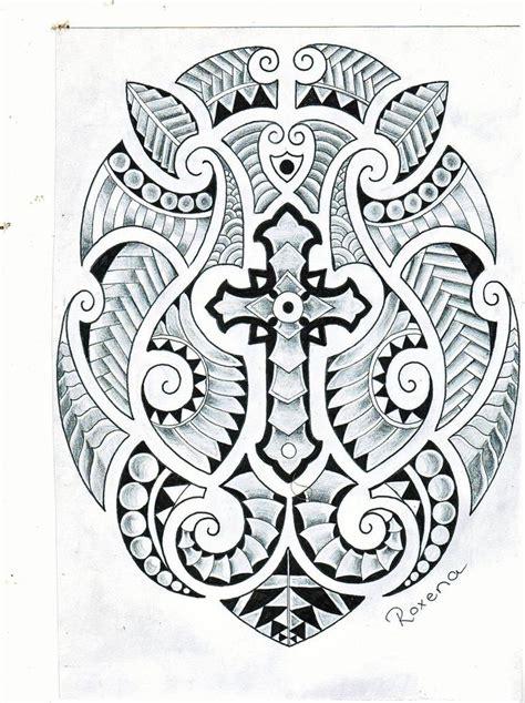 maori cross tattoo 81 best tatts images on cross tattoos