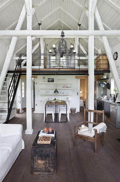 loft in a house modern rustic parw 243 łki masuria home by jam kolektyw open