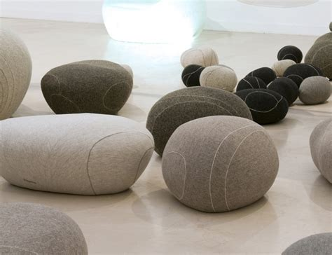 Pouf Design Contemporain by Poufs Stools Cosset Design