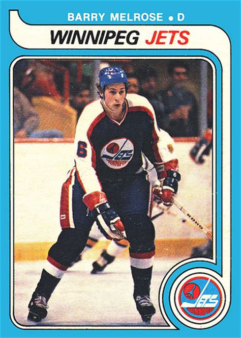 how to make a hockey card the shocking top rookie card for o chee in 1979 80