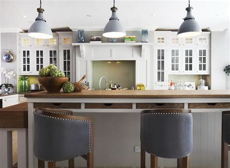 Accent Color For White And Gray Kitchen by Grey And White Kitchens
