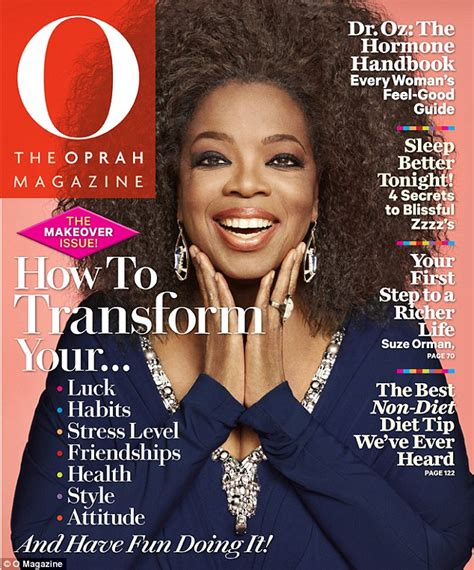 hairshow magazine make up free oprah winfrey shows off her wig collection on