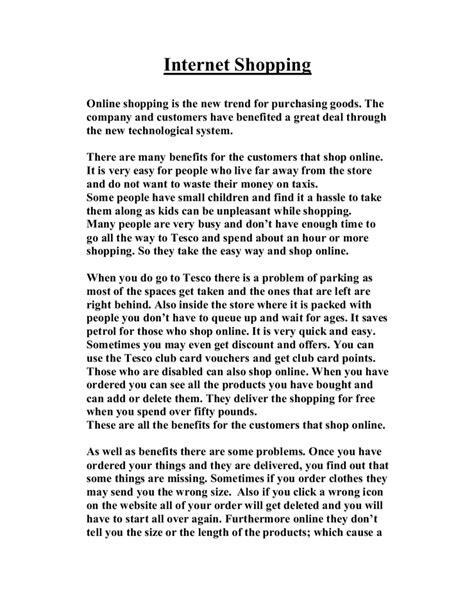 Internet essay spm