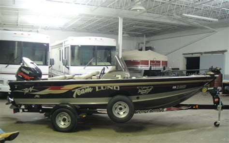 lund boats canada inc eric a jacobs s lund boat for sale on walleyes inc www