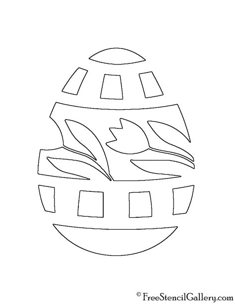 easter stencils printable home gt pumpkin carving easter egg 19 stencil free stencil gallery