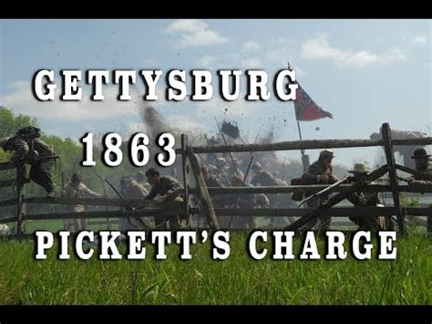 gettysburg day one full movie hq youtube gettysburg movie picketts charge