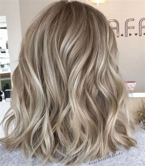 med hair woth gray n blonde image result for transition to grey hair with highlights