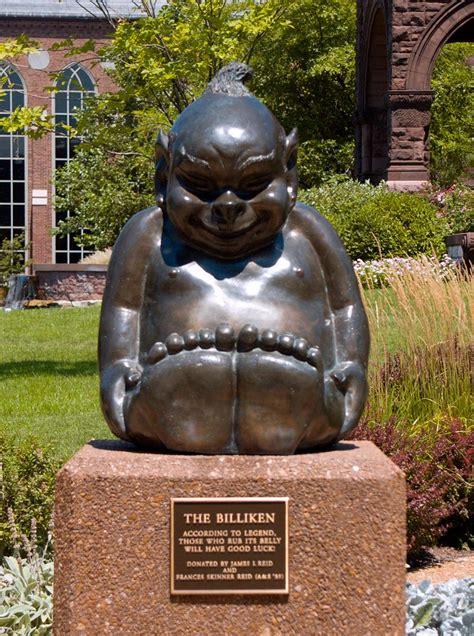 billiken statue rome of the west photos of louis