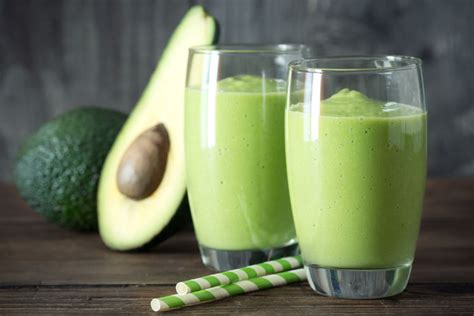 how to make avocado juice for 10 health benefits
