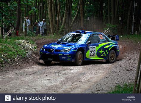 Subaru Impreza Rally by Colin Mcrae Subaru Impreza Rally Car Cornering Goodwood
