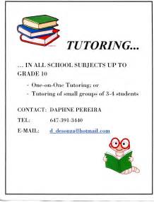 Tutoring Flyer Template by Tutor Flying On Flyers Flyer Template And