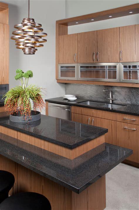 natural walnut kitchen cabinets contemporary natural walnut contemporary kitchen