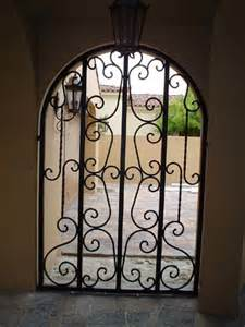 decorative iron work mediterranean home fencing and