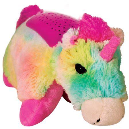 light up unicorn pillow pet as seen on tv pillow pet lites rainbow unicorn