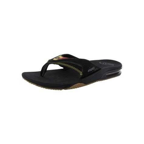 reef sandals with bottle opener reef fanning bottle opener flip flop sandals