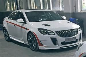 Opel Insignia Modified 2015 Irmscher Opel Insignia Opc Modified Autos World