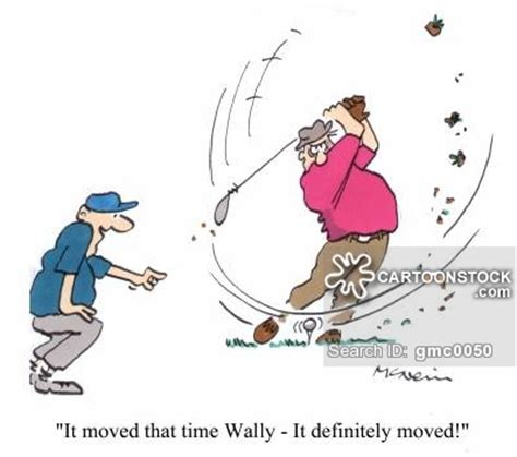 golf swing cartoon bad golfer cartoons and comics funny pictures from