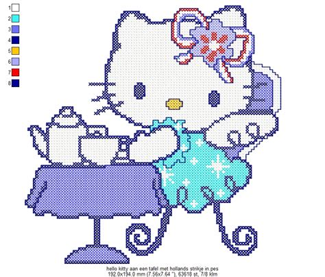 hello kitty cross stitch cross stitch hello kitty cross stitch