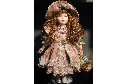porcelain doll buyers ask annissa how do i clean deodorize damaged