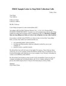 debt collector cover letter sle debt collection letter by attorney sle