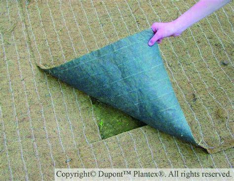 Landscape Fabric Erosion Dupont Plantex Cocomat Erosion Fabric 2