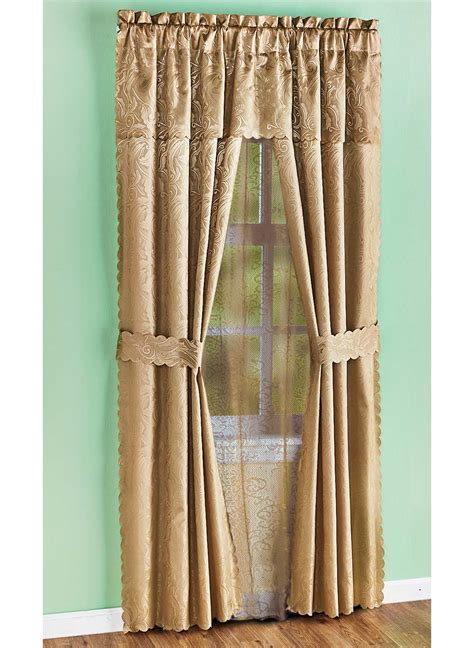 all in one curtains all in one curtain set drleonards com
