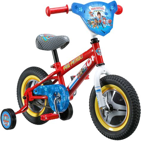 paw patrol boat how to get wheels out nickelodeon r0230wmds 12 quot paw patrol kids bike vip outlet