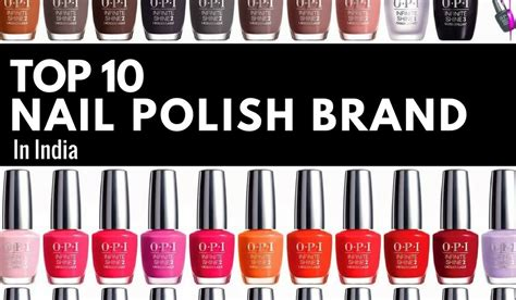 Nail Brands by Top 10 Nail Brand In India 2017