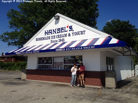 The Best Ice Cream In The World Fitzmagic Travels Blue Magic Youngstown Ohio